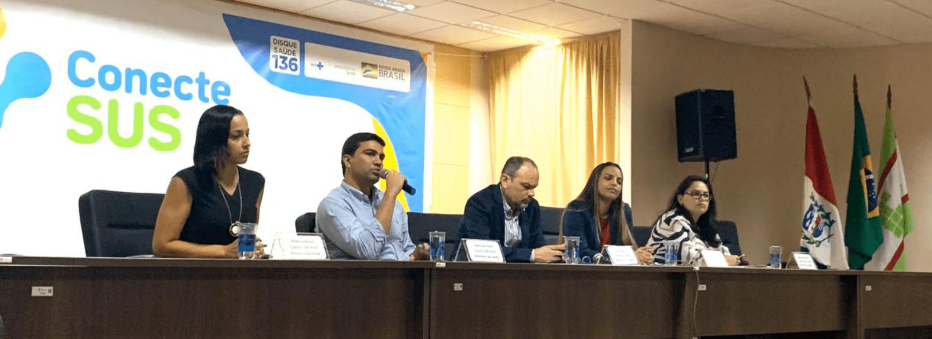 Ministério da Saúde, lança a Rede Nacional de dados em Saúde e DATASUS realiza encontro técnico