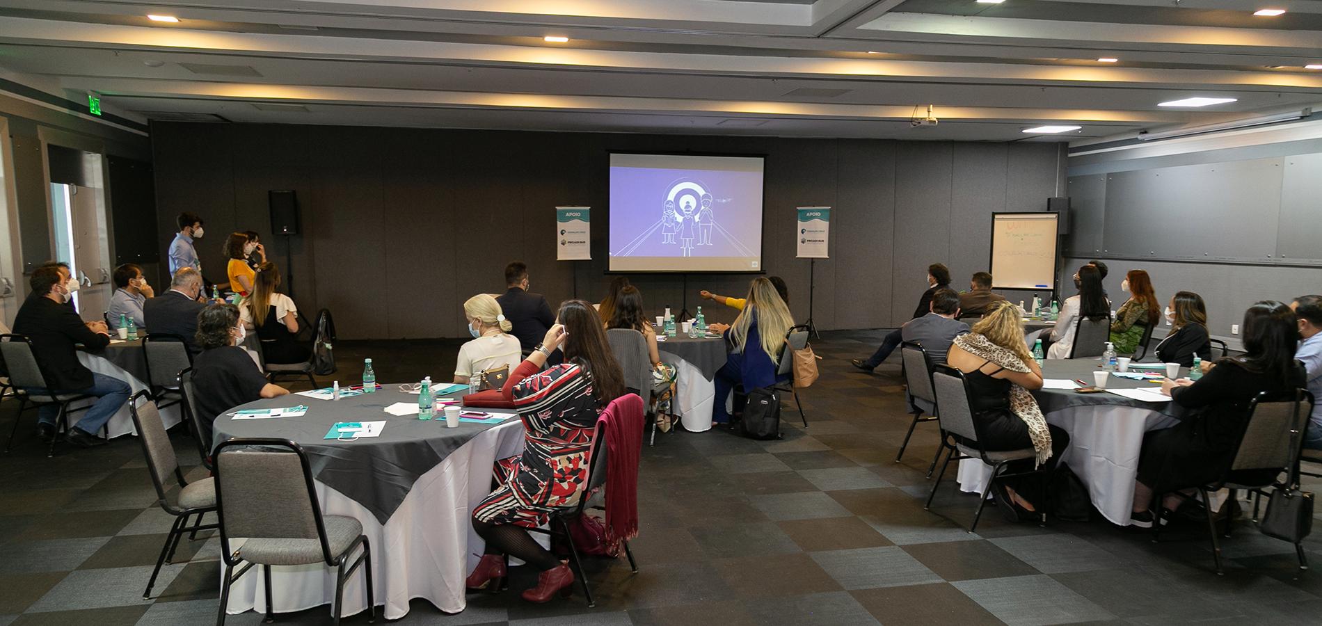 Profissionais do DATASUS participaram de Oficina de Design Thinking promovida pelo Hospital Alemão Oswaldo Cruz (HAOC)